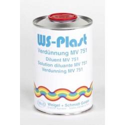 WS-Plast® Verdünner MV 751